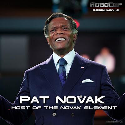 Pat Novak (Samuel L. Jackson)