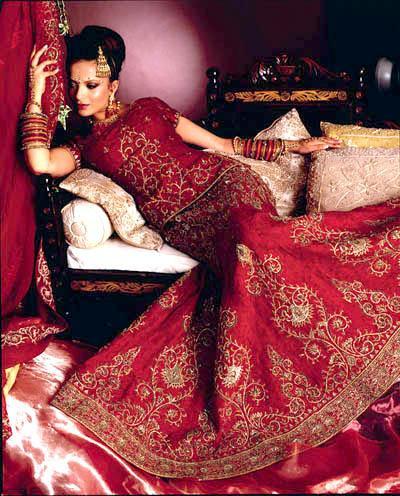 Indian bridal dresses 2009pakistani bridal make uppakistani bridal wear
