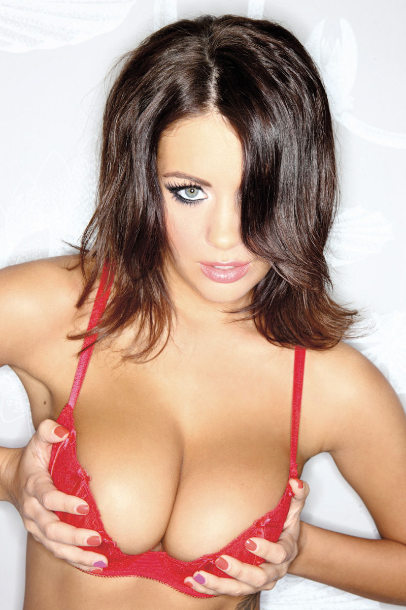 Holly Peers Topless Soccer