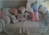 cushions crochet and patchwork
