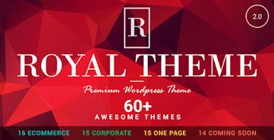 Royal Multi-Purpose Wordpress Theme [Current Version 2.0]