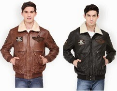 Never Before Price: Flat 40% Off onTeakwood Leather Jackets starts Rs.8999 Only @ Myntra