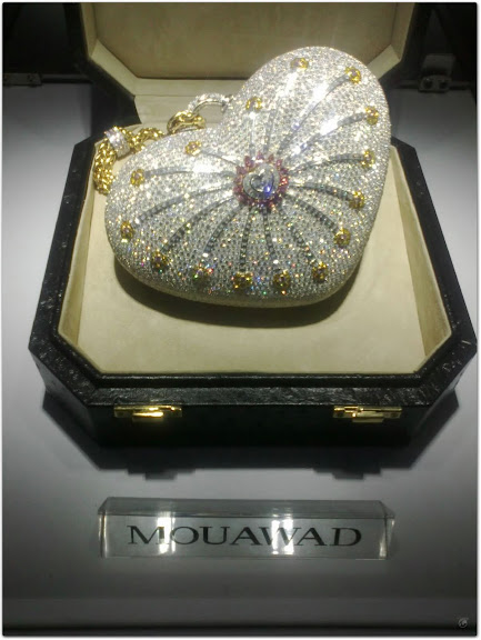 Most Expensive Handbag, 1001 Nights Diamond Purse