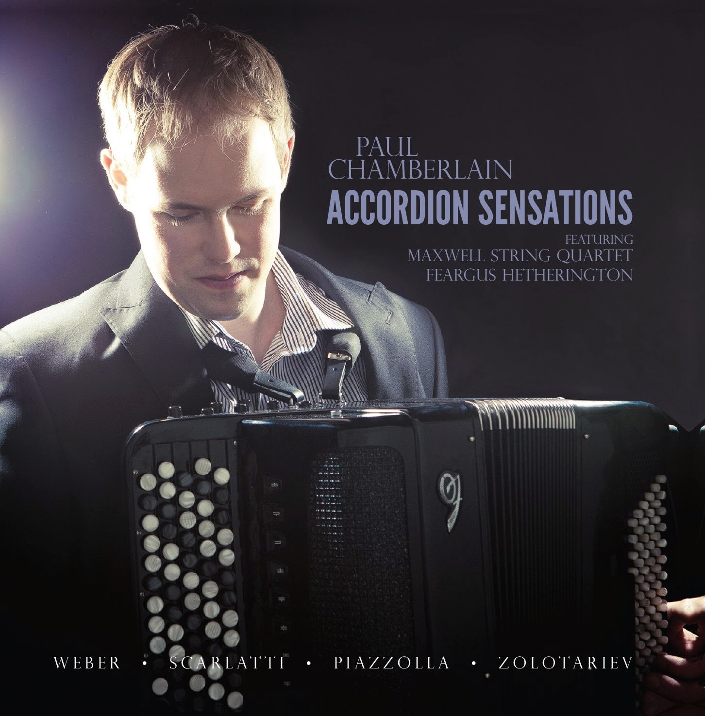 Paul Chamberlain - Accordion Sensations