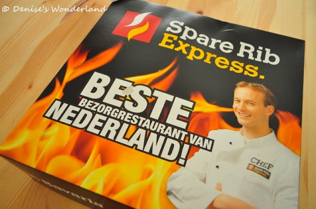 The best home delivery restaurant in the Netherlands