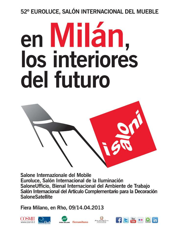 Ilia estudio interiorismo feria internacional del mueble for Feria del mueble milan 2017