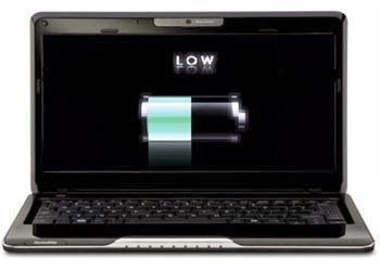 6 Tips to extend your laptop's battery life