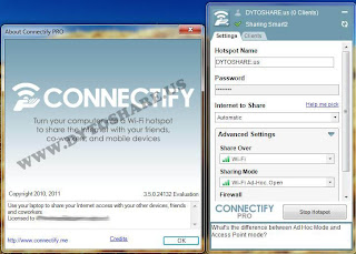 Connectify Pro 3.5 Full + License Key