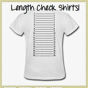 Length Check Shirts!