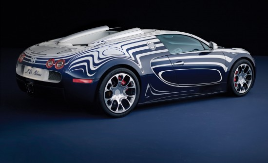 World Latest Car Models Bugatti Veyron Grand Sport L Or Blanc