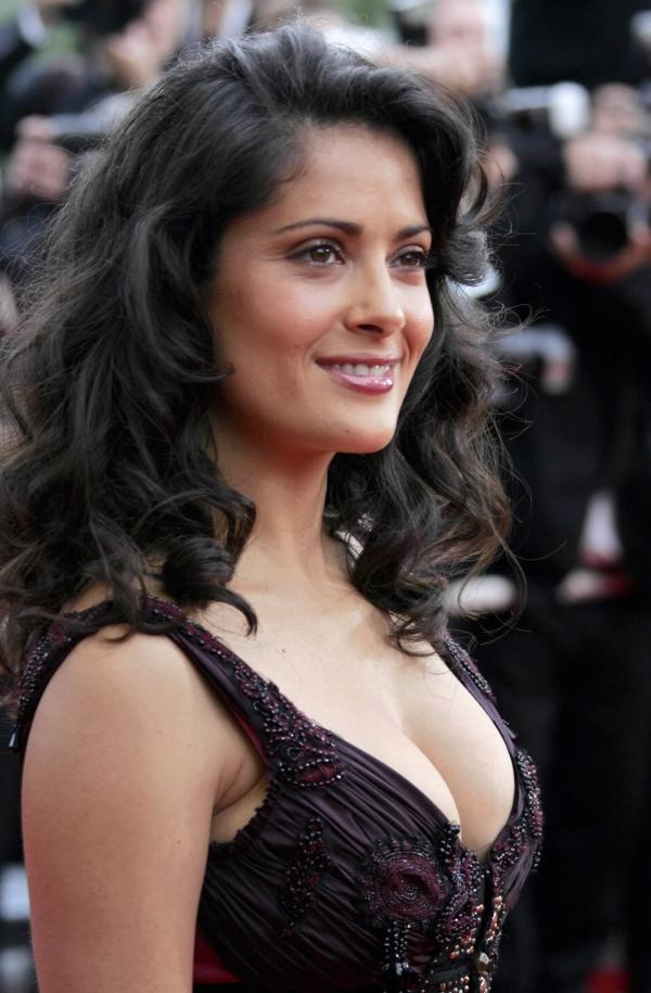 Necessary Actress salma hayek
