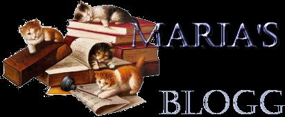 Maria's blogg