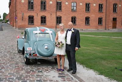 bryllup pynt lokale