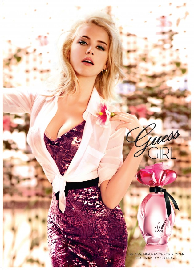 CAMPANHA DO PERUFME GUESS GIRL