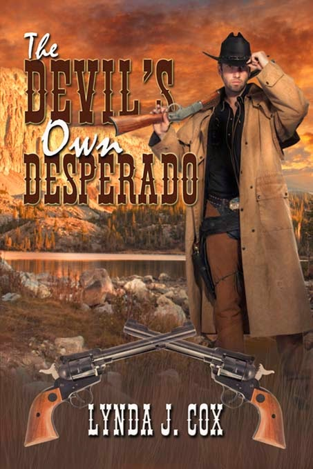 http://www.amazon.com/Devils-Own-Desperado-Lynda-Cox-ebook/dp/B009KA3ORW/ref=sr_sp-atf_image_1_1?ie=UTF8&qid=1403704385&sr=8-1&keywords=the+devils+own+desperado
