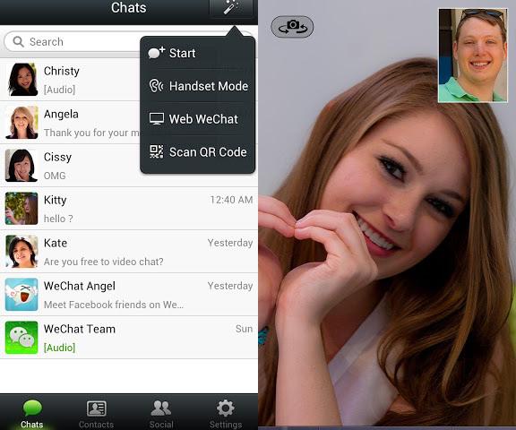 Download WeChat 4.5.1 Terbaru