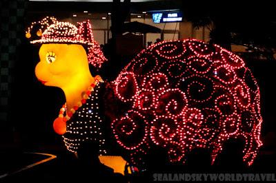 東京迪士尼樂園, Tokyo Disneyland, electric parade, 夜間巡遊