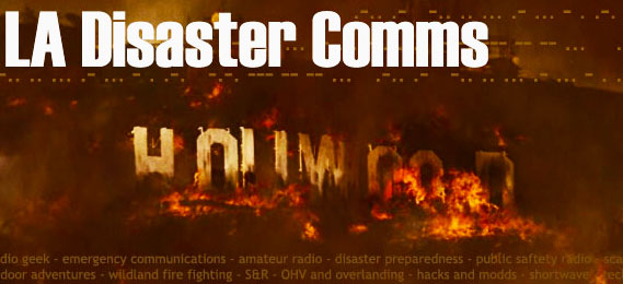 LA Disaster Comms