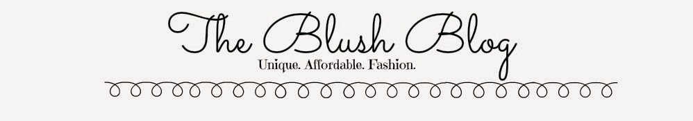 The Blush Blog
