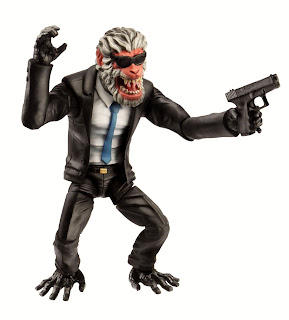 Hasbro Marvel Legends 2013 Series 1 - Hit-Monkey Build-A-Figure