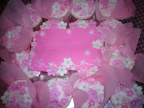 Cupcake Hantaran (Pink)