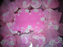 Cupcake Hantaran (Pink)