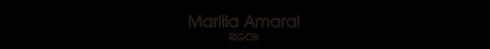 Marília Amaral Rigor