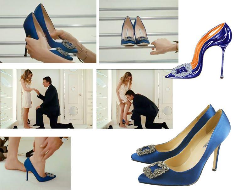 precio zapatos manolo blahnik sexo en nueva york
