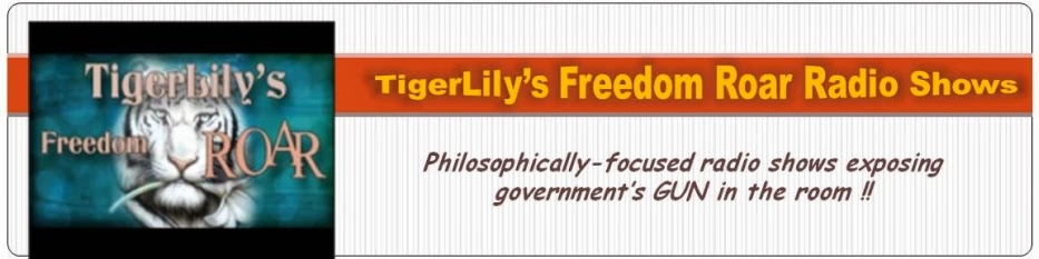 TigerLily's Freedom ROAR Radio Shows