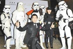 星戰婚禮 黑武士
