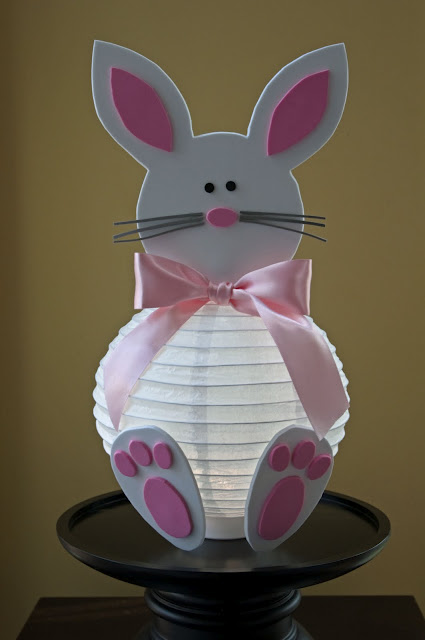 Be Different...Act Normal: Easter Lanterns {DIY Easter Decorations}
