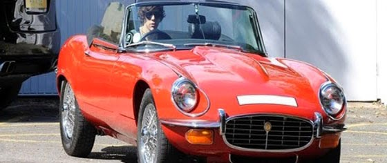 The cars of Harry Styles in Pictures