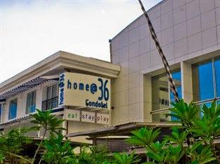 Home @36 Condotel - Tampilan Samping