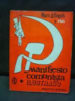 Manifiesto del comunismo ilustrado,Rius (Eduardo del Río),Parcifal  tienda de comics en México distrito federal, venta de comics en México df