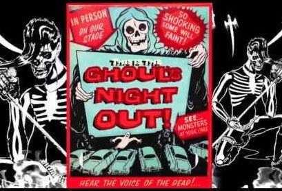 The Spooky Vegan: 31 Days of Halloween: Misfits'