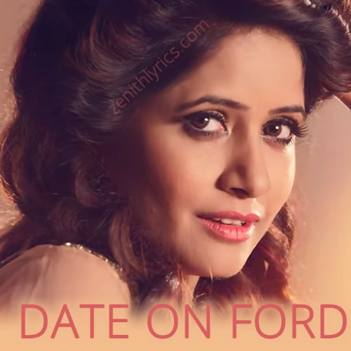 Date On Ford - Miss Pooja