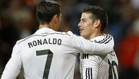 Real Madrid vs Malaga 3-1 Video Gol