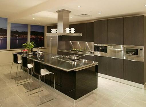 Kitchen interior lighting light box