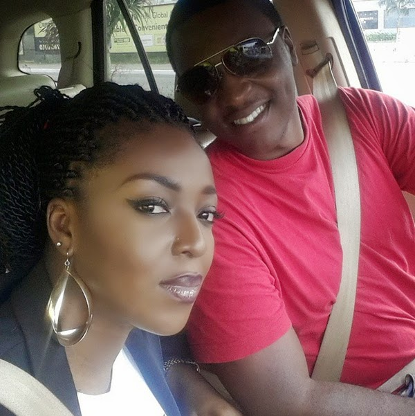 yvonne okoro wedding
