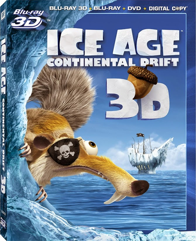 Ice Age: Continental Drift animatedfilmreviews.filminspector.com 2012