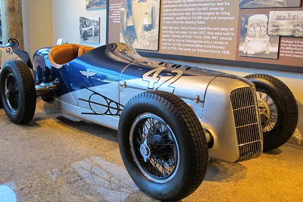 Just a car guy 1935 miller ford for Speedway motors used cars