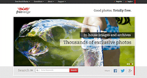 FreeRange offers thousands of high-res images totally free