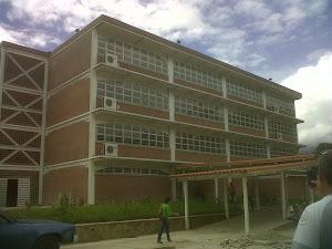Edificación Nueva sede Liceo de Arenas