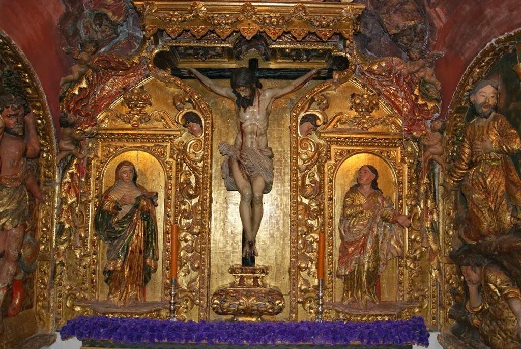 Cristo de Juan de Mesa. Osuna