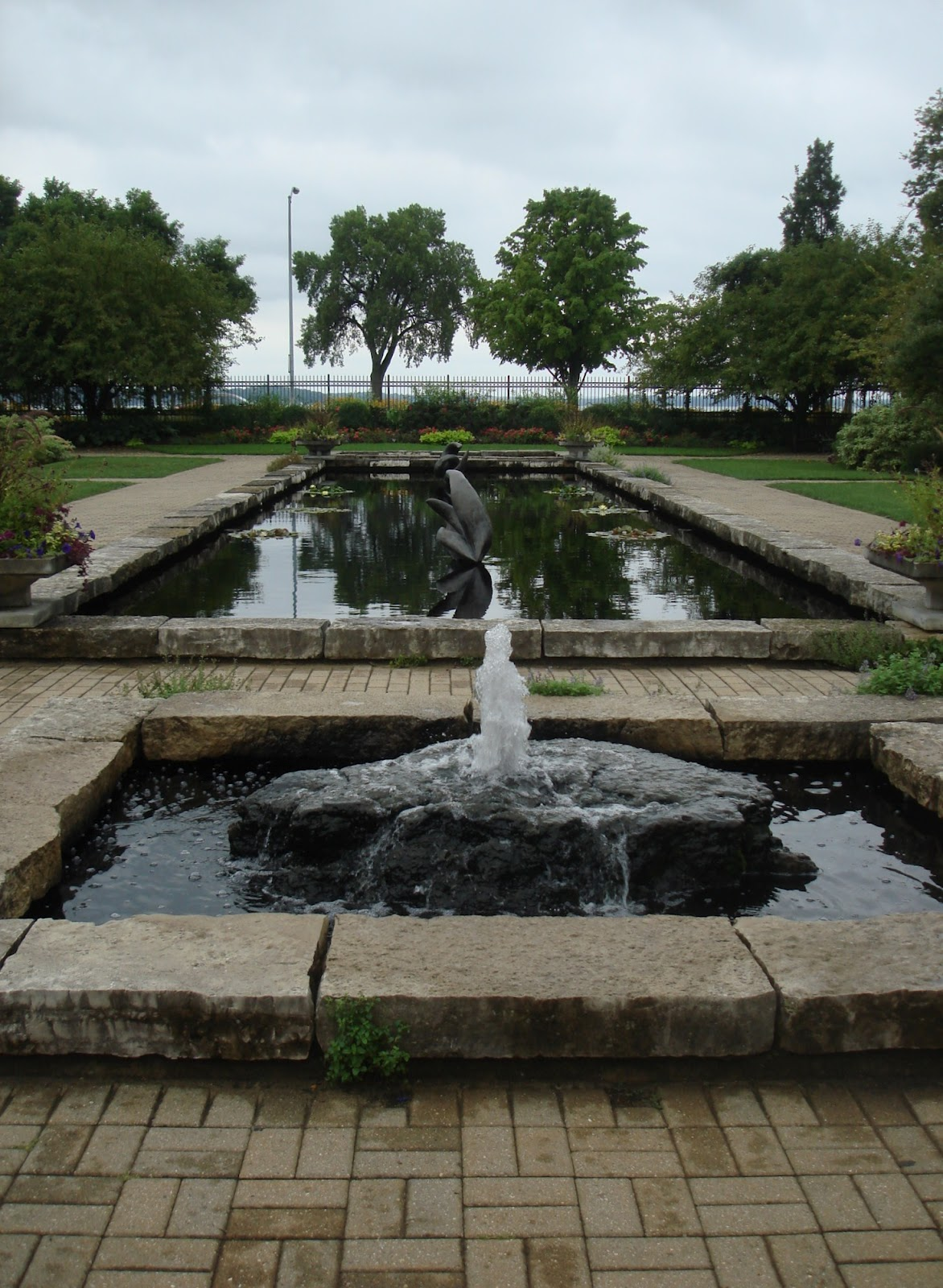 Olbrich Features 16 Acres Of Outdoor Gardens Featuring Stunning Landscapes.  Admission Is Free To The Outdoor Gardens. Definitely A Lovely Place To  Stroll.