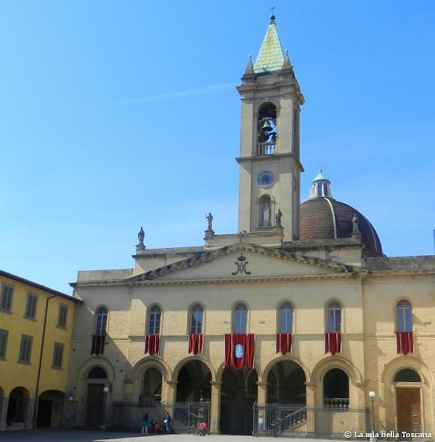 Basilica di San Giovanni Valdarno