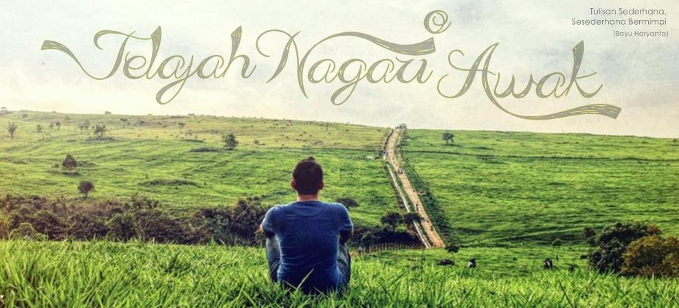 Jelajah Nagari Awak