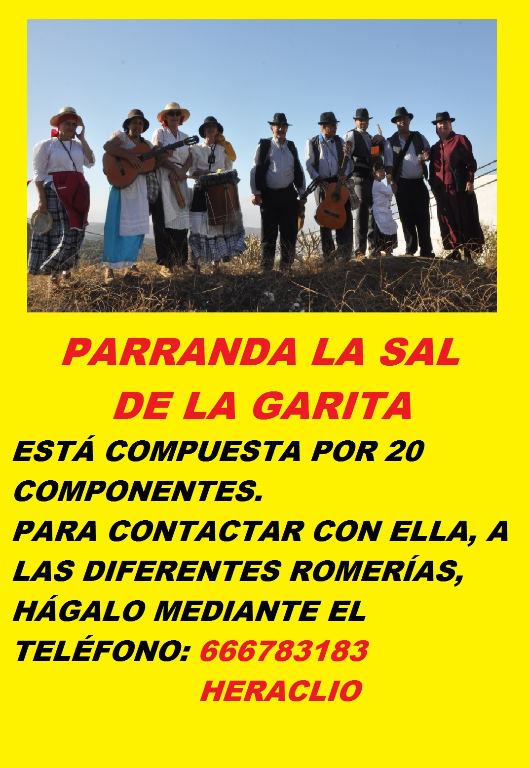 PARRANDA LA SAL