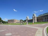 Tsaritsyno - Palais