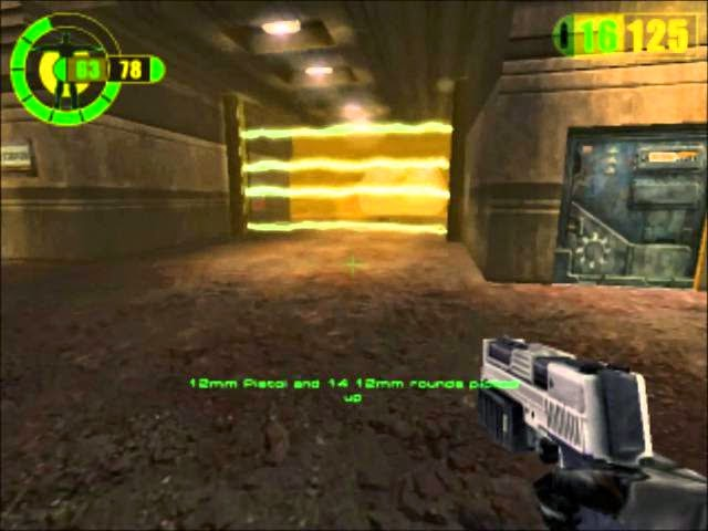 Red Faction 1 PC Games Gameplay